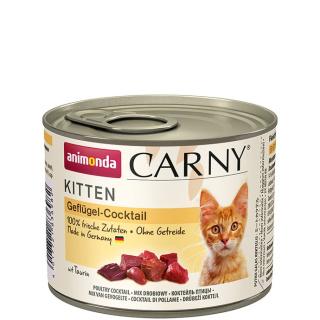 animonda Carny Kitten Geflügel-Cocktail 200g