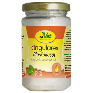 cdVet Singulares Bio-Kokosöl 200ml