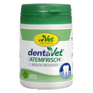 cdVet dentaVet Atemfrisch 100g