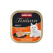 animonda Vom Feinsten Adult Huhn, Rindfleich und Karotten...