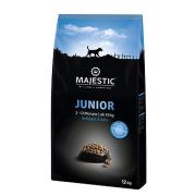 MAJESTIC Junior mit Geflügel und Reis 12kg