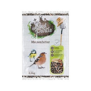 LandPartie Wildvogel Meisenfutter 2,5kg Beutel
