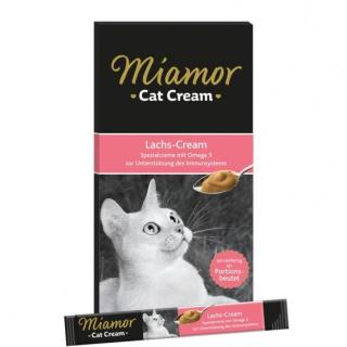 Miamor Lachs Cream 6x 15g