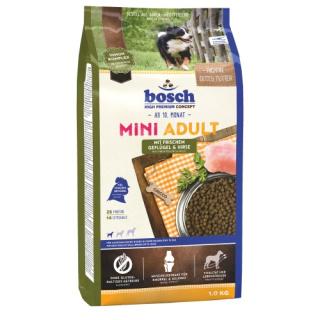 Bosch High Premium Concept Mini Adult Geflügel und Hirse 1kg