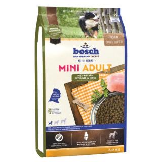 Bosch High Premium Concept Mini Adult Geflügel und Hirse 3kg
