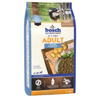 Bosch High Premium Concept Adult Fisch und Kartoffel 1kg