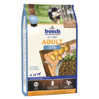 Bosch High Premium Concept Adult Fisch und Kartoffel 3kg