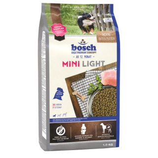 Bosch High Premium Concept Mini Light 1kg