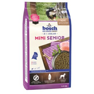 Bosch High Premium Concept Mini Senior 1kg
