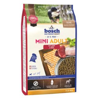 Bosch High Premium Concept Mini Adult Lamm und Reis 3kg